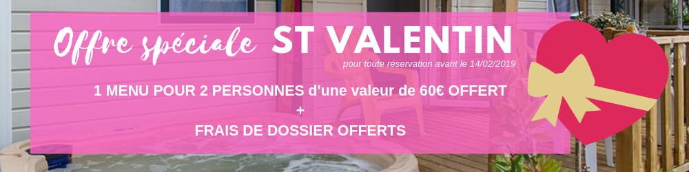 OFFRE CAMPING SAINT VALENTIN
