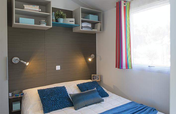 Premium-2 Plätze-Schlafzimmer