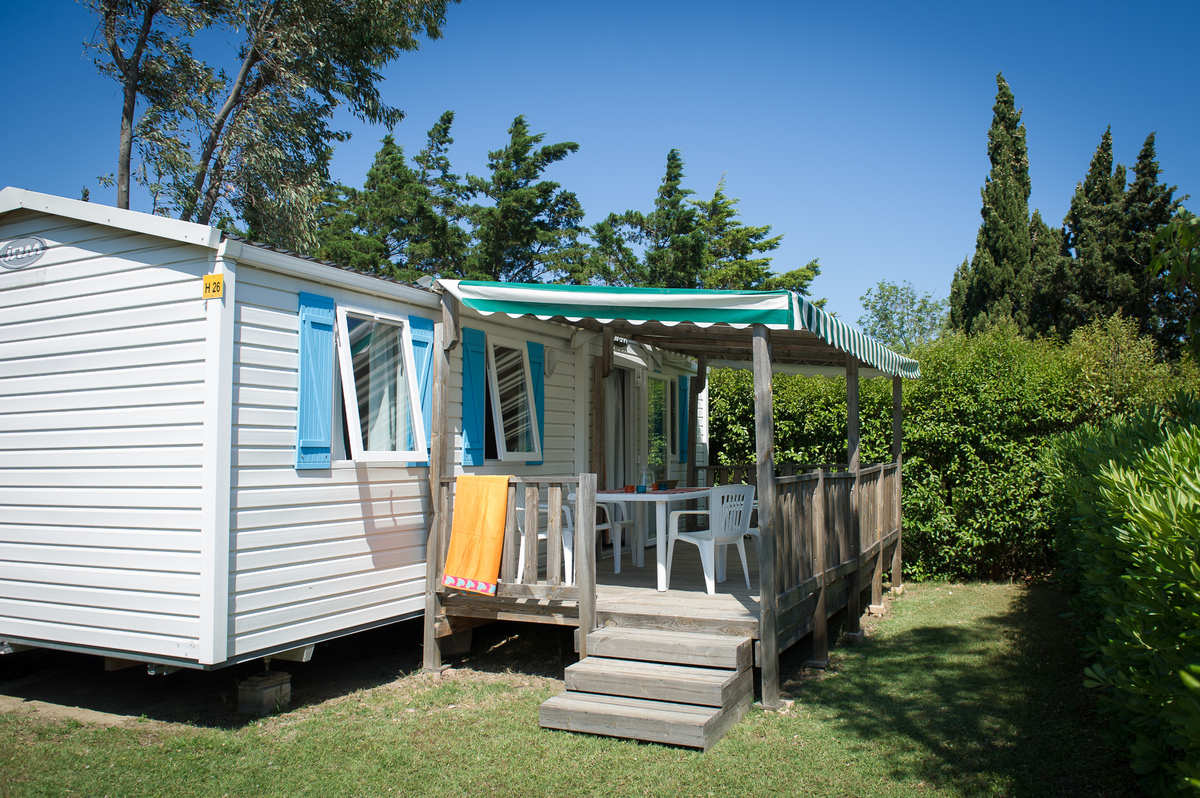 Location de mobil home barcares camping l 39 oasis - Camping oasis port barcares ...